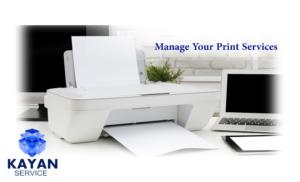 Kayan printer Maintenance