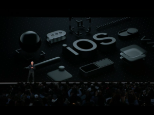 Apple's annual Worldwide Developers Conference IOS