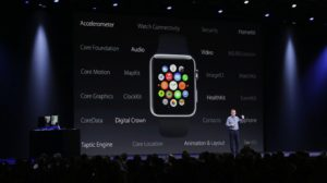 Apple's annual Worldwide Developers Conference - Apple watchOS