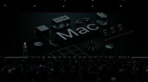 Apple's annual Worldwide Developers Conference