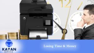 Losing time _ Money