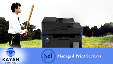 Not Manage Print services