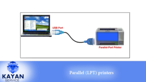 Parallel (LPT) printers