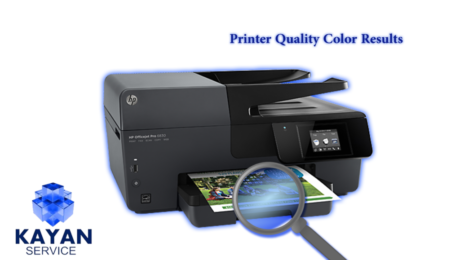 Printer Color Quality