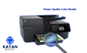 Printer Color Quality