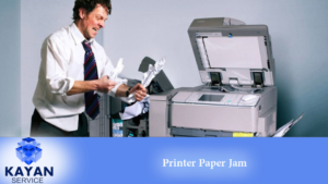 Printer Paper Jam