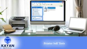 Printer Self Tests